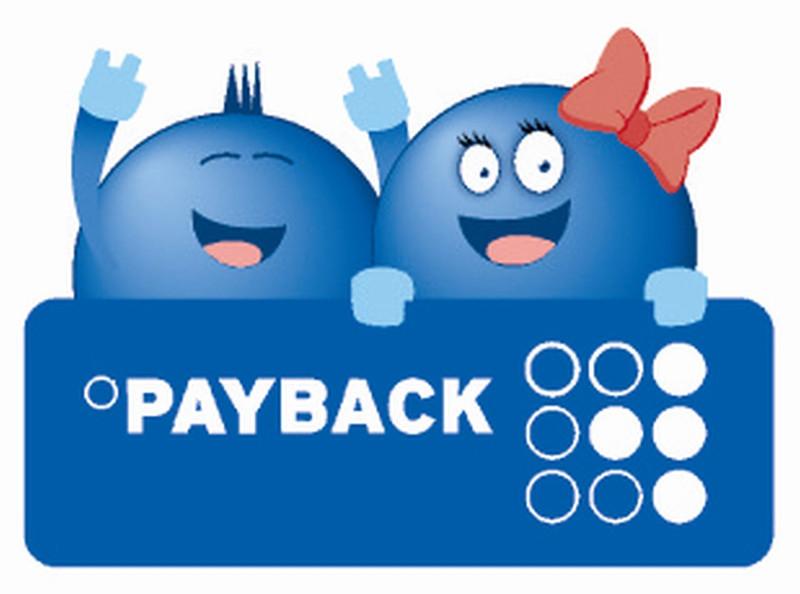 payback karte dm